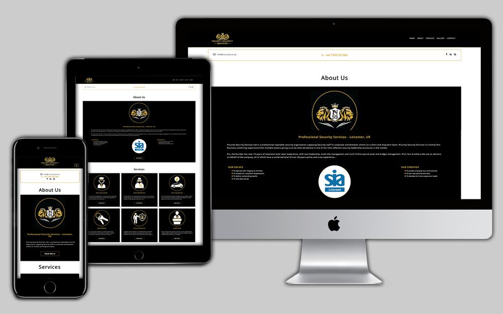 Web Design Leicester | eCommerce Website Design and Development